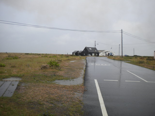 Road into Dungeness