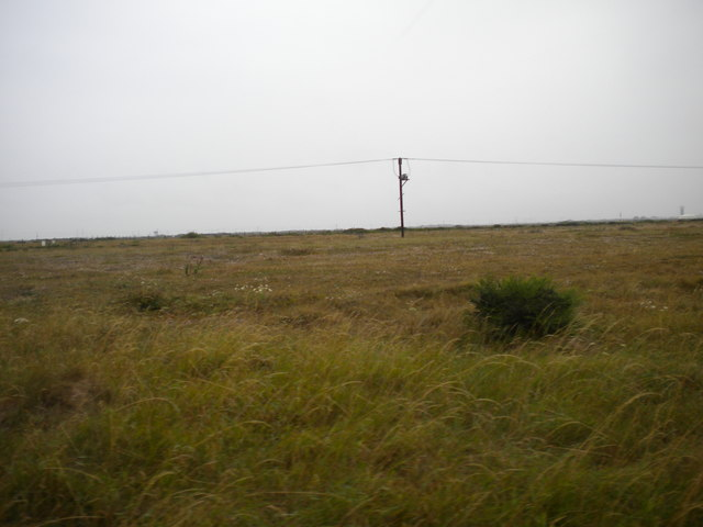 Dungeness National Nature Reserve from Lydd-on-Sea