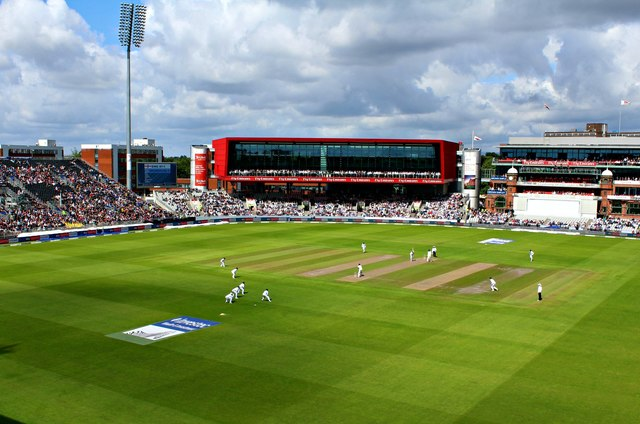 England v South Africa, 4th Test, Old Trafford, 4 August 2017