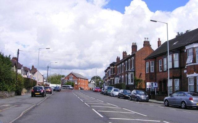 Merridale Road