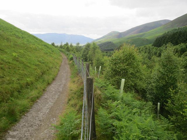 Bridleway to Keswick