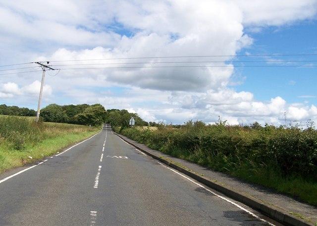 B751 Crosshouse Road