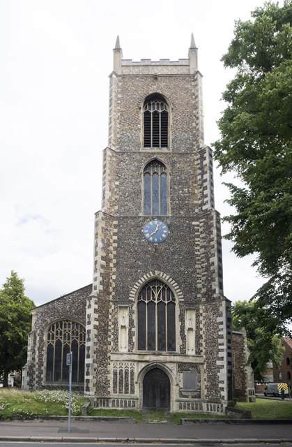 St Miles Coslany, Norwich