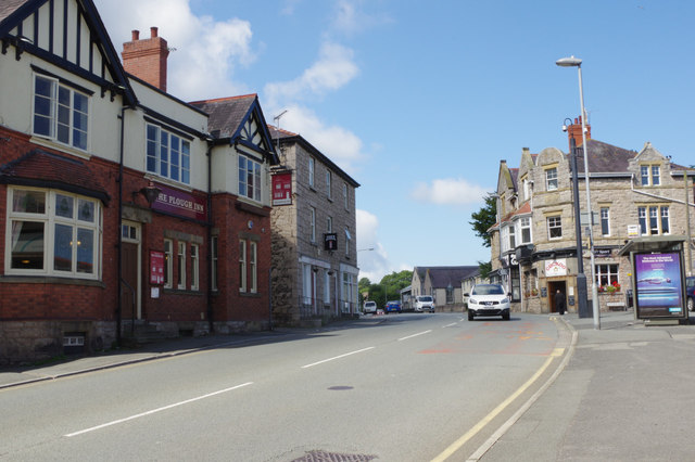 Abergele Road, Old Colwyn