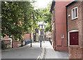 TG2208 : St Lawrence, Norwich by John Salmon