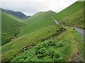 NY1817 : Newlands Pass by Hugh Venables