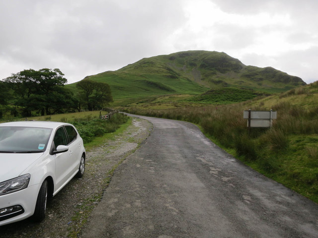Parking near Buttermere