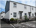 ST1600 : White Star houses, Honiton by Jaggery
