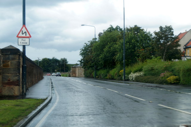Salters Road, Dalkeith