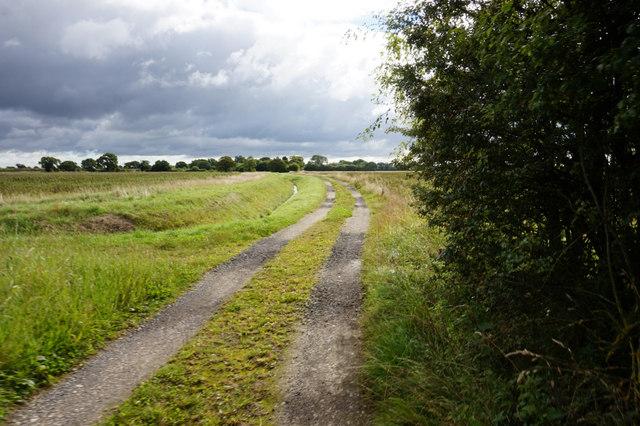 Howden 20 towards Oak Tree Farm
