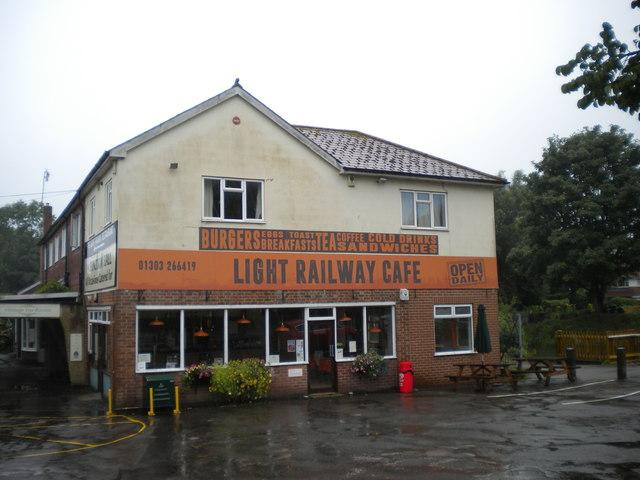 Light Railway Cafe, Hythe