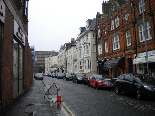 Cheriton Place, Folkestone