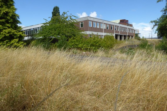 Building on the QinetiQ site