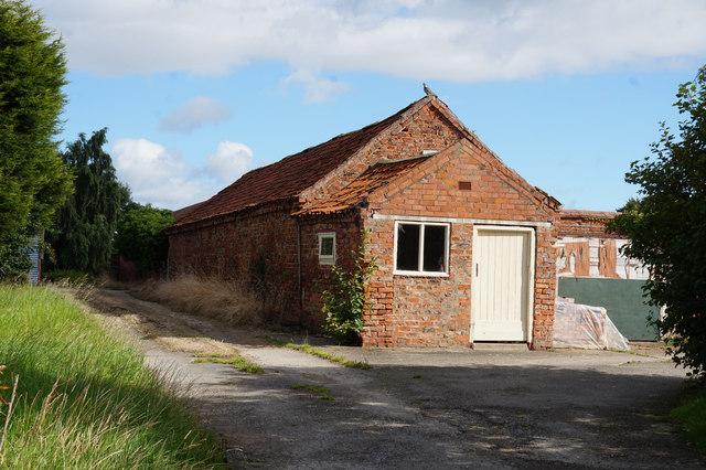 Barn off Ings Lane, Spaldington