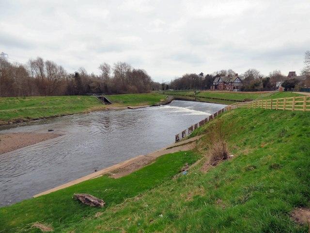 Northenden Weir