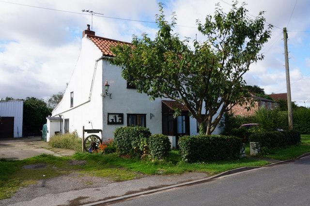 Former Blacksmiths, Ings Lane, Spaldington