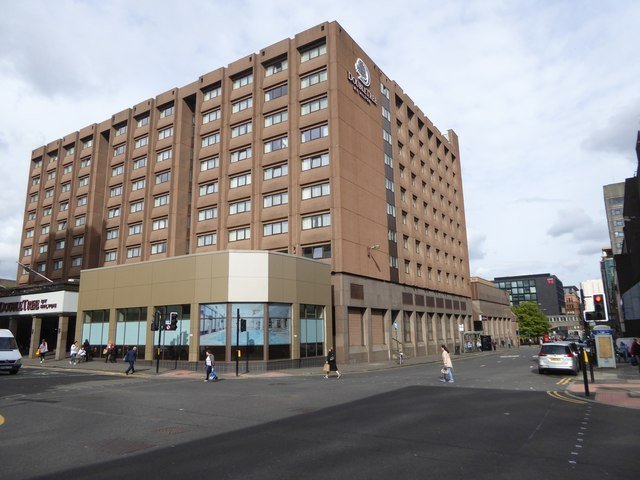 DoubleTree by Hilton hotel, Glasgow Central