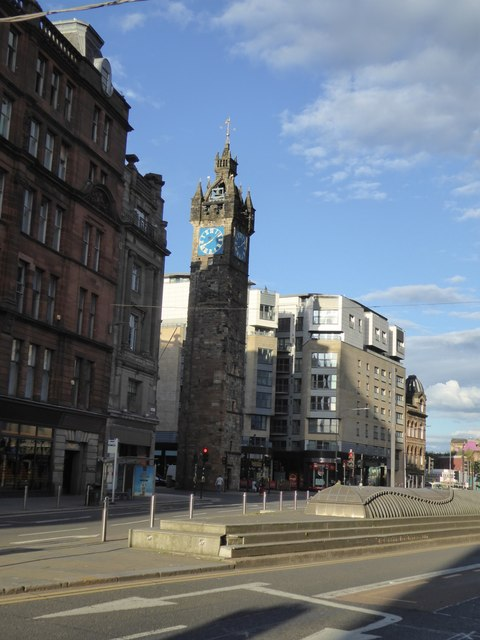 Trongate and Tolbooth Tower