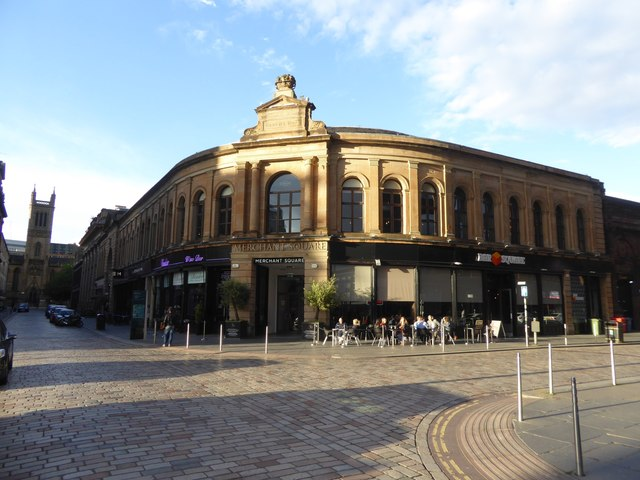 Merchant Square shopping and leisure centre