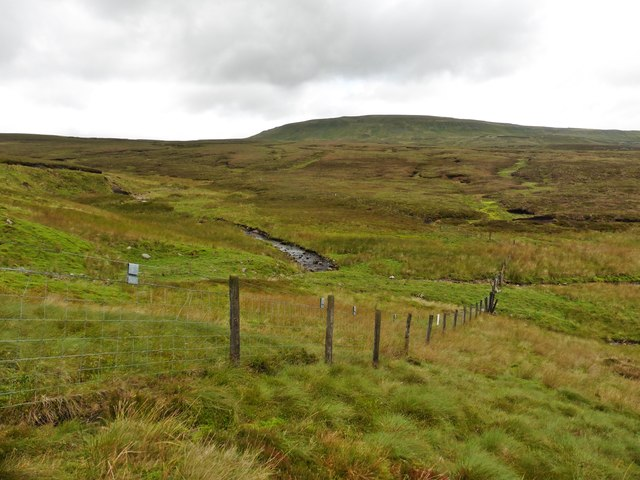 Mickle Fell, seen from Hanging Seal