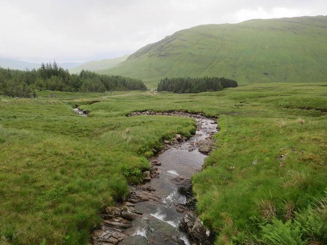 Stream near Cononish