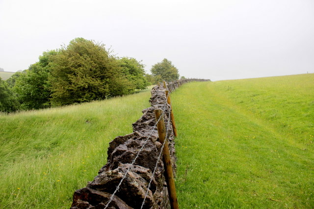 Footpath at Head of Lathkill Dale