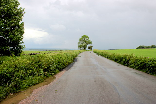 Road to Arbor Low
