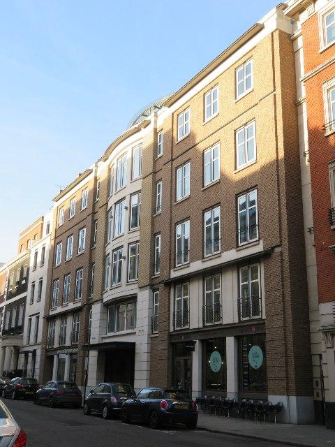 Apostrophe - Grosvenor Street