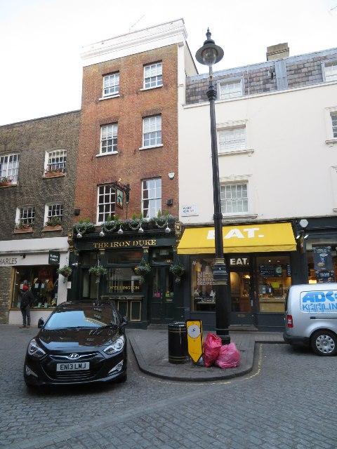The Iron Duke - Avery Row