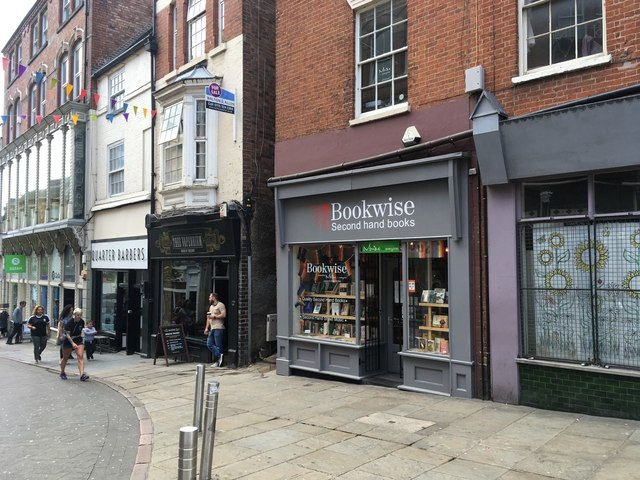 Bookwise - Second hand books