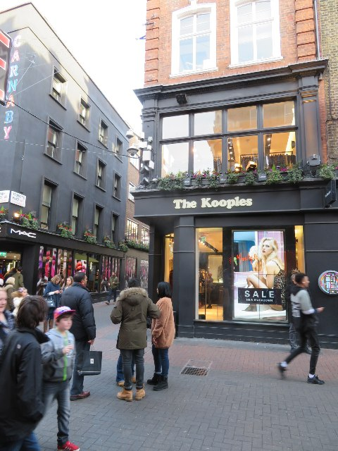 The Kooples - Carnaby Street