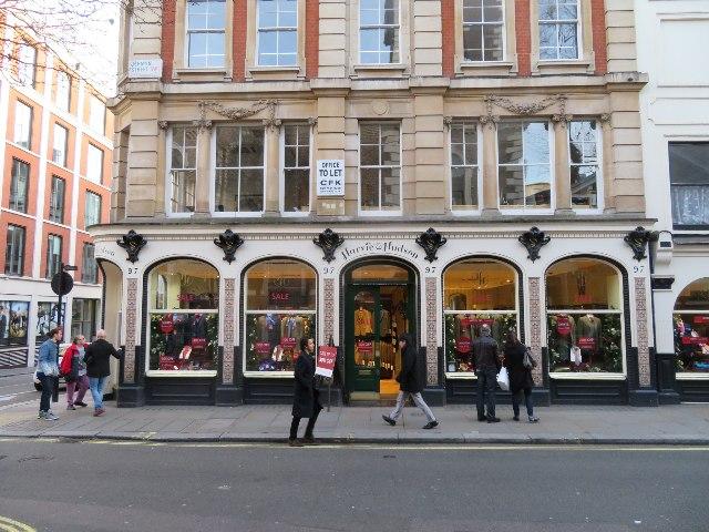Harvie & Hudson - Jermyn Street