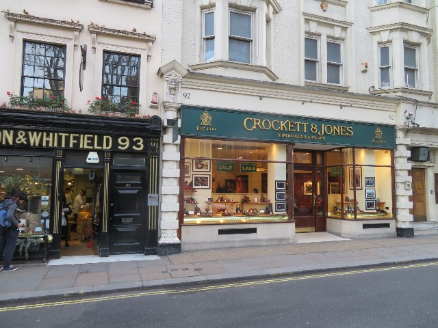 Crockett & Jones - Jermyn Street