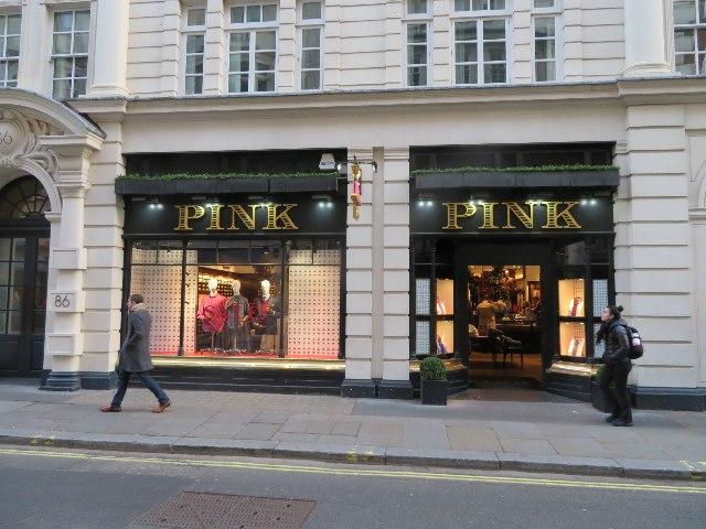Pink _ Jermyn Street