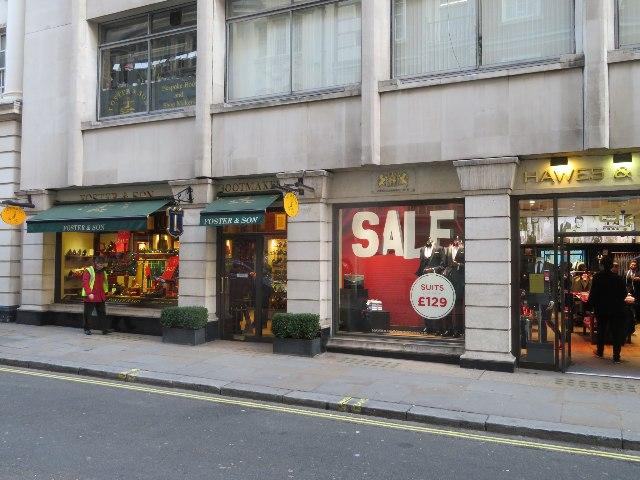 Foster & Son - Jermyn Street