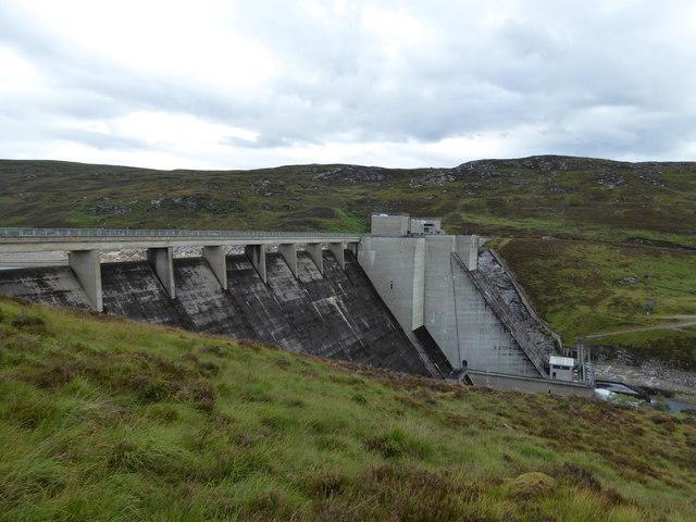 Orrin dam