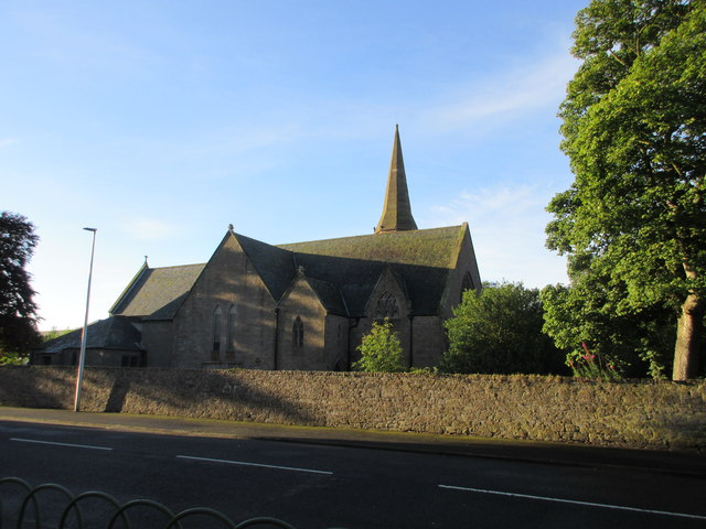 St Mary's & St Peter's Church