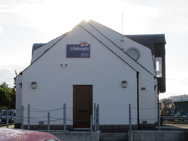 Montrose Lifeboat Station