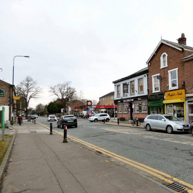 Northenden Road, Sale Moor