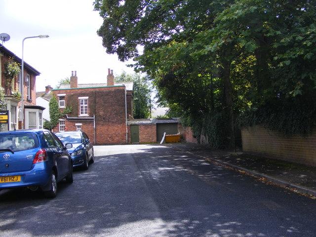Rupert Street Bend