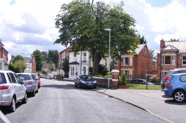 Crawford Road