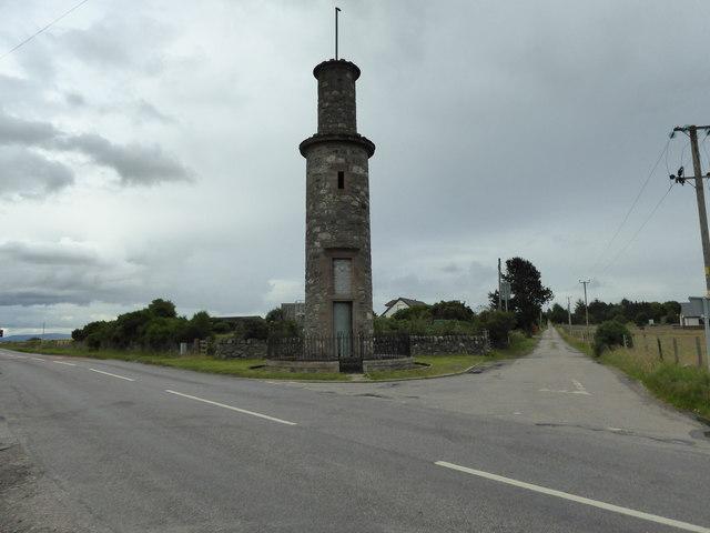 Hector MacDonald memorial, Mulbuie