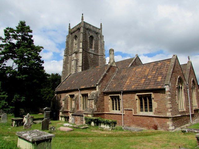 South side of the Church of St James the Less, Iron Acton