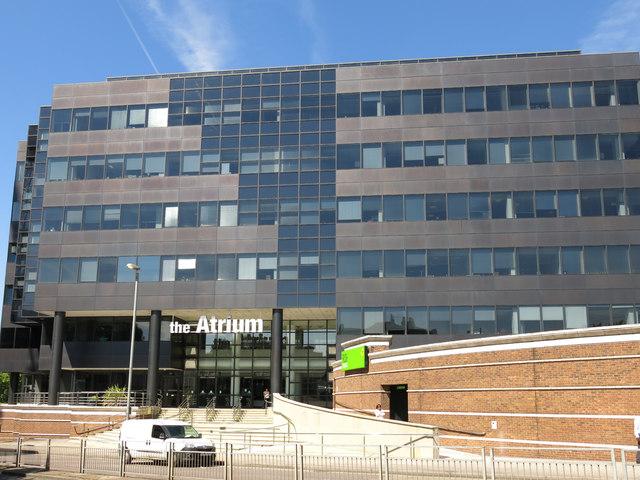 the Atrium, Harefield Road