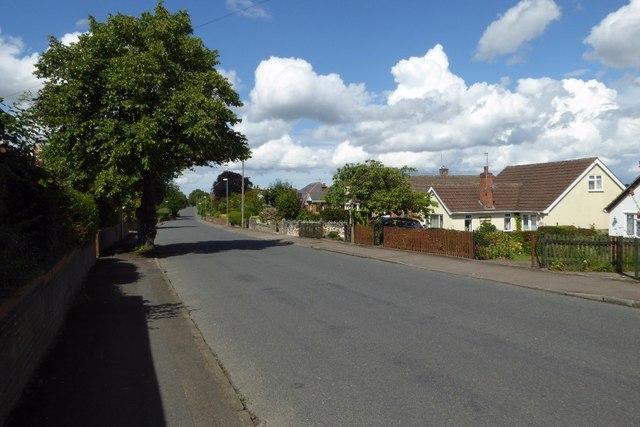 St Andrew's Road