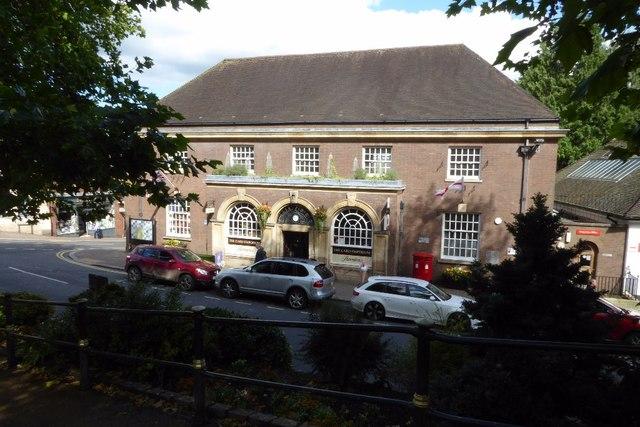 Post Office, Great Malvern