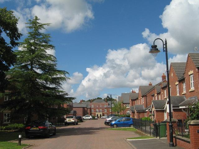 Ross Avenue, Upton Grange