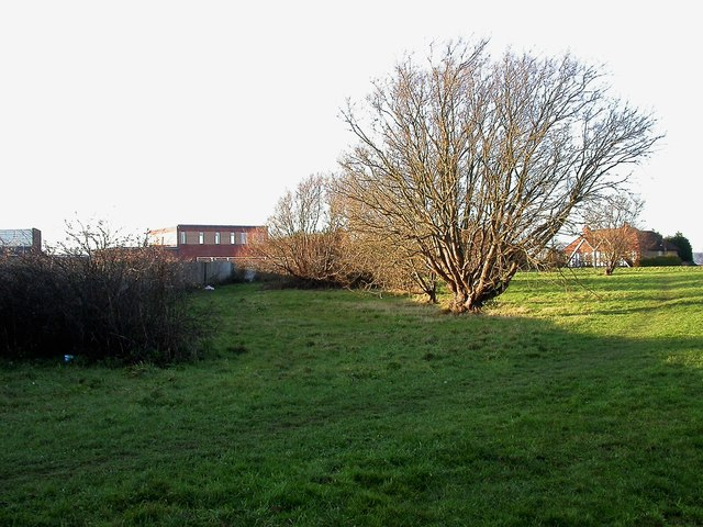 Public open space south of Amherst Road, Bohemia, St Leonards on Sea