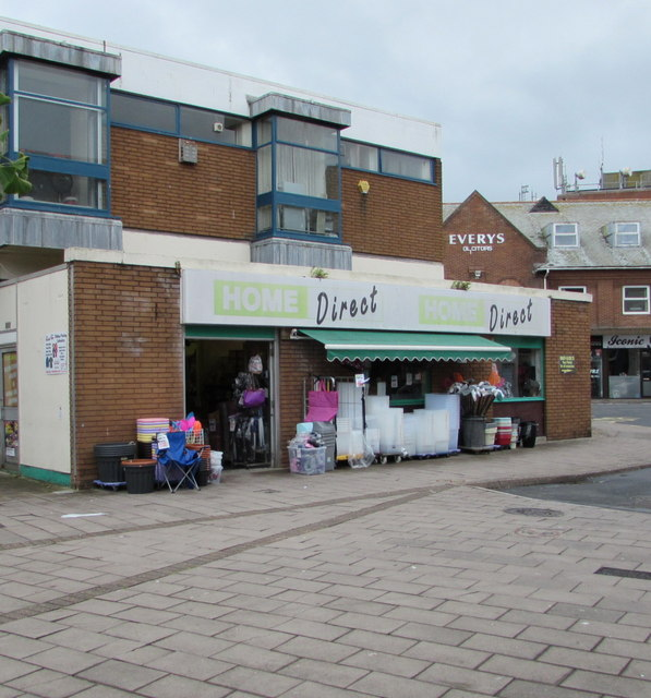 Home Direct in Exmouth town centre