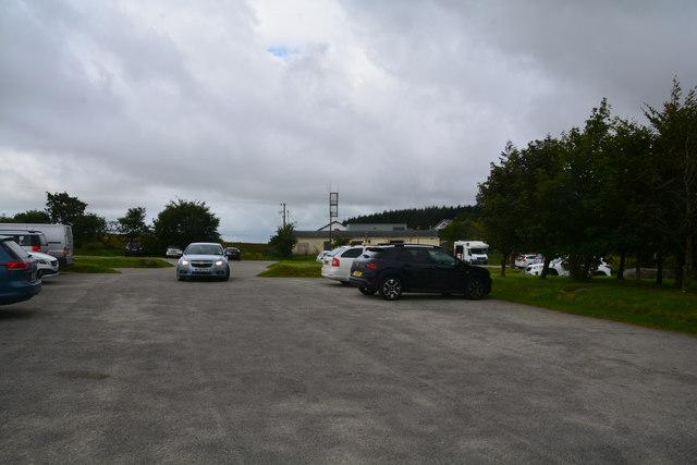 Princetown : Car Park